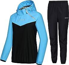 HOTSUIT Trainingspak Sportpak Dames Saunapakken Zweetpak Sauna Afslanken Fitness Trainingsjack Saunabroek