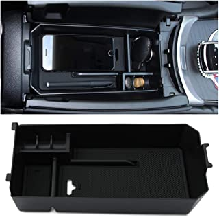 Console Car Central Armrest Storage Box Container Tray Organizer Accessories Fit for Mercedes Benz C GLC Class W205 2015+