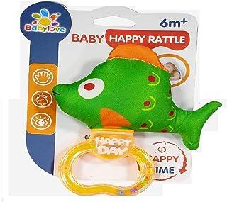 BABY LOVE BABY HAPPY RATTLE 33-1949579