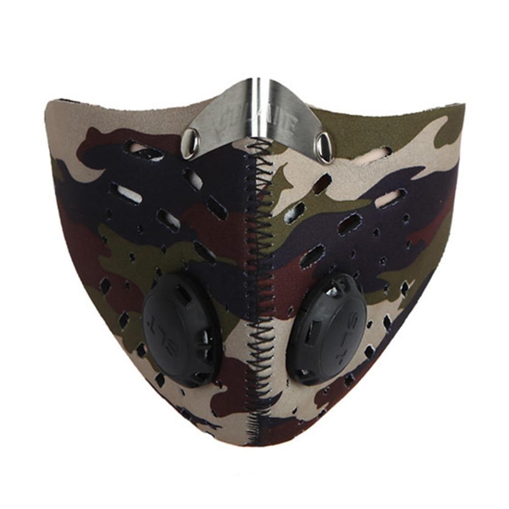 SNIIA Máscaras Deportivas, Máscaras Antipolvo para Montar ...