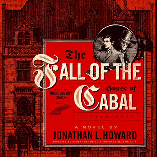 Page de couverture de The Fall of the House of Cabal