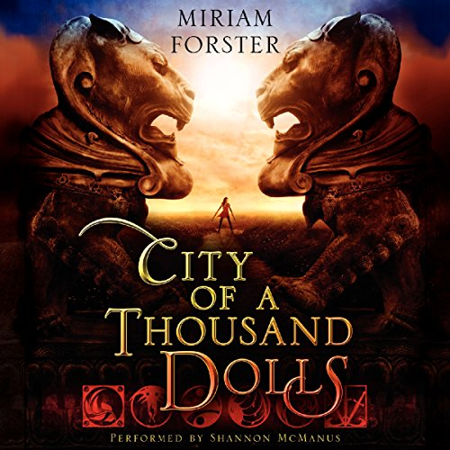 City of a Thousand Dolls audiobook cover art