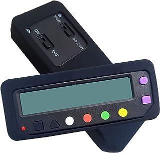 BK-STYLE 小役カウンター カバー カチカチ くん シリコンケース 勝ち勝ち LEDバージョン対応 (ブラック)