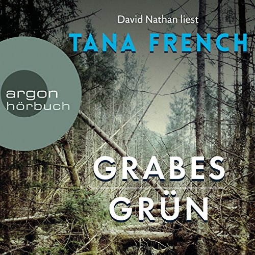 Grabesgrün audiobook cover art