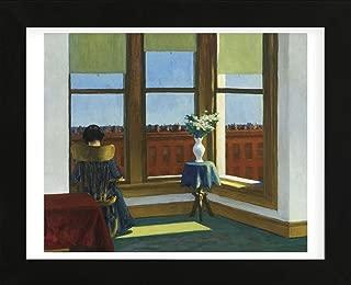 McGaw Graphics Room in Brooklyn, 1932 by Edward Hopper Framed Print, 16x13x1, Multi