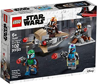 LEGO Star Wars TM Mandalorian Battle Pack for age 6+ years old 75267