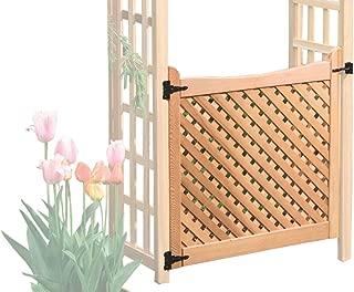 cedar lattice gate