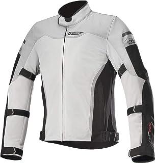Preisvergleich für Alpinestars Motorradjacken Leonis Drystar Air Jacket Black Light Gray, Schwarz/Grau, S preisvergleich