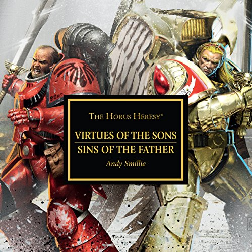 Virtues of the Sons / Sins of the Fathers audiobook cover art