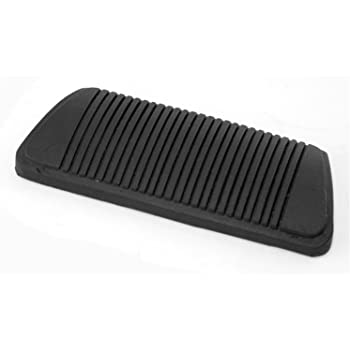 Rubber Brake Pedal Pad 5 for Automatic Transmissions Stock Replacement fits Jeep Cherokee XJ 1993-1999 with Automatic Transmission Rukse JOP-52078540-XJ