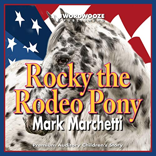 Rocky the Rodeo Pony cover art