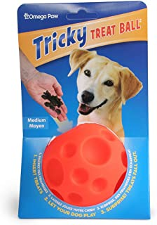 "Tricky Treats Dog Toy Size: Medium (3.5"")"