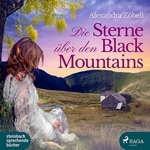 Die Sterne über den Black Mountains Titelbild