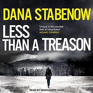 Less Than a Treason audiobook cover art