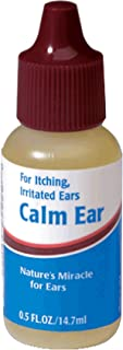 Miracell Calm Ear For Itchy, Irritated Ears 14.7 Milliliter