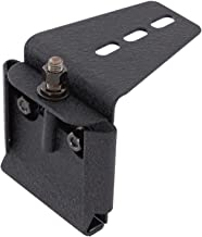 Smittybilt HDS-6 Defender Roof Rack Rain Gutter Clamps Short Brackets Qty. 6