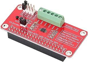 ASHATA for Raspberry Pi Analog-to-Digital Converter, ADS1115-ADC Data Module Converter Analog-to-Digital Converter for Raspberry Pi 3/2/B+