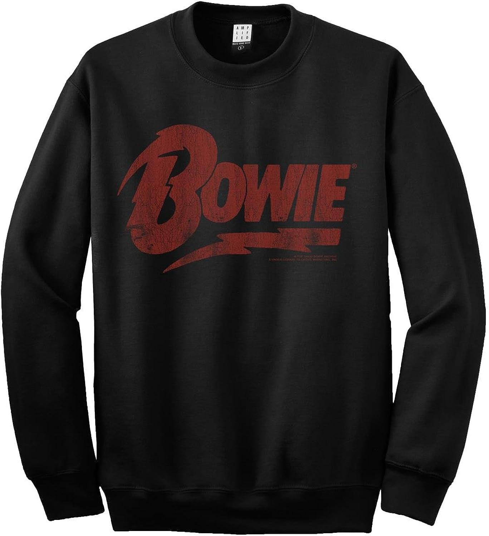 Sweatpulli Amplified David Bowie Name