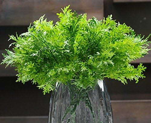 HILINGO Artificial Plant [Alternative dealer] Green Leaves Shrubs Outdoor Sales Indoor for