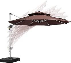 Best 14 foot cantilever umbrella Reviews