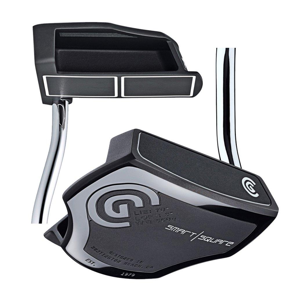 Product Image 1: Cleveland Golf Men's Smart Square Heel Shafted Mallet Putter
