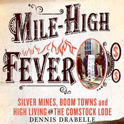 Mile-High Fever audiobook cover art