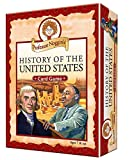 Professor Noggin History of The United States - A Educational Trivia Based Card Game for Kids