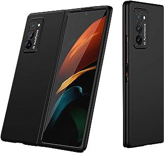 Cavor Ultra Matte Full Coverage Designed Case for Samsung Galaxy Z Fold 2 Case (2020) - Black