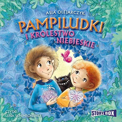 Pampiludki i Królestwo Niebieskie audiobook cover art