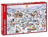Piatnik- Choeur de Noel Puzzle 1000 pièces, 5660
