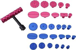 Doolland Kit de r/éparation de carrosserie kit de d/ébosselage de Voiture avec ventouses pour r/éparation de Bosses sans Peinture