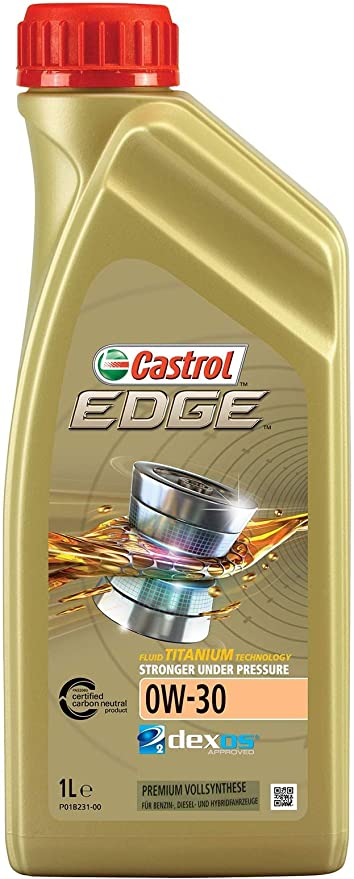 Castrol Edge 0w 30 Motorenöl 1l Auto