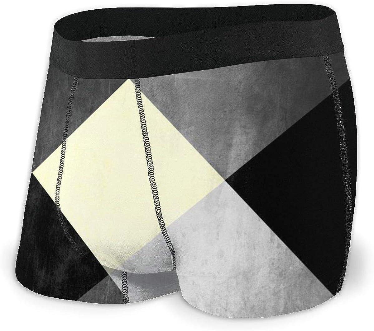 Randolph Wordsworth Mens Boxer Briefs Nordic Style Breathable Underwear