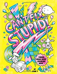 cant fix stupid snarky coloring book