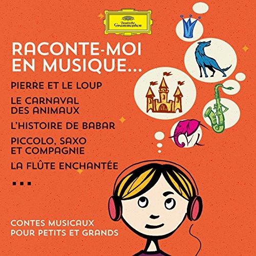 Raconte-Moi en Musique. Contes Musicaux pour Petits et Grands