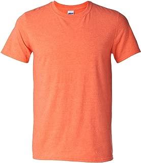 gildan softstyle orange