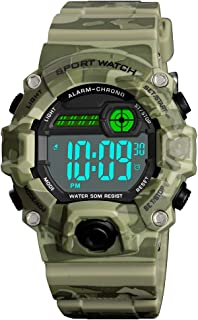 Venhoo Kids Watches Digital Outdoor Sport Waterproof...