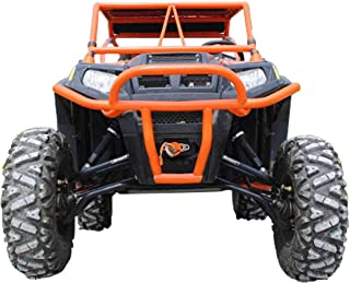 SuperATV Heavy Duty 6'' High Clearance Lift Kit for Polaris RZR 800 (2008-2014) - Black - Complete Kit with Rhino 2.0 Axles, A Arms, Tie Rods, and More!