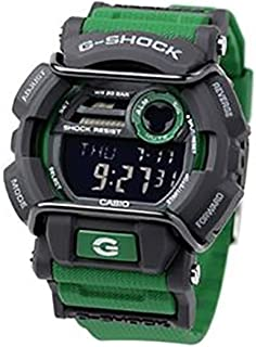 Casio Mens Quartz Watch, Digital Display and Silicone Strap