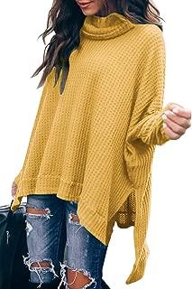 split side sweater
