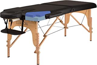 firm and fold portable massage table