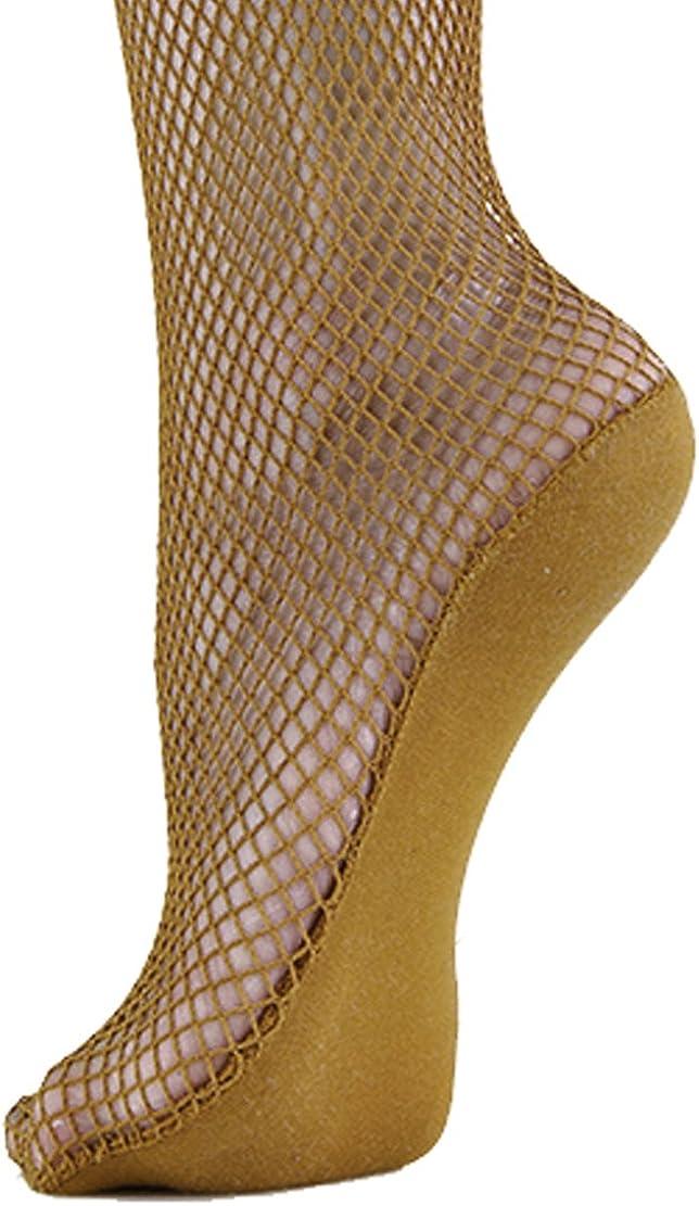 Bartolini-5A Professional Seamless Dance Fishnet Tight Stockings