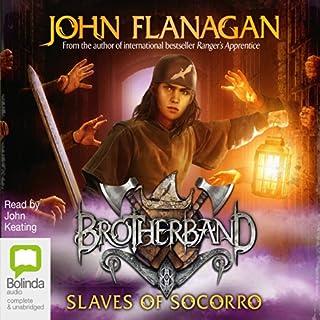 The Slaves of Socorro cover art