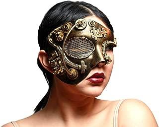 steampunk masquerade masks