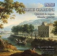 Felice Giardini: Quartetti Da Camera