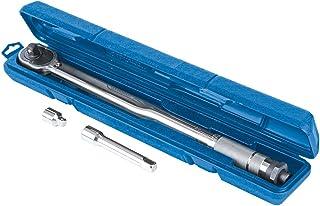 Silverline 962219 Momentnyckel 28 - 210 Nm, 1/2 tum, Silver