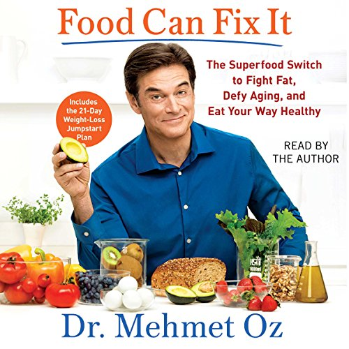Food Can Fix It audiobook cover art