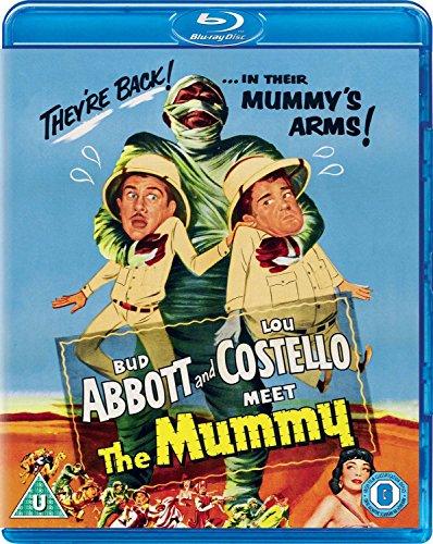 Abbott and Costello Meet the Mummy (BD) [Blu-ray] [2017]