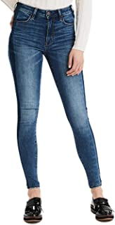 American Eagle Womens 1759503 Super High-Waisted Jegging, Truly Two Toned