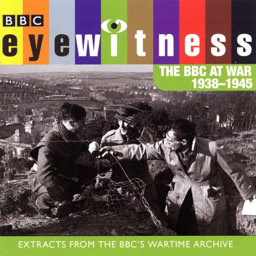 Eyewitness audiobook cover art